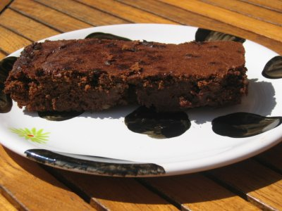 Brownie chocolat Lavachequireve